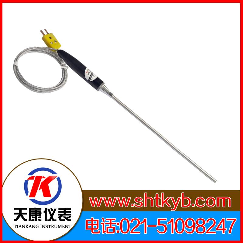 手柄式铠装热电偶WRCK-182