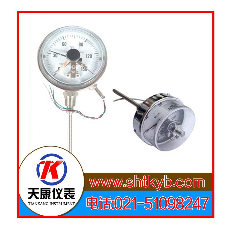 电接点双金属温度计WSSX-403